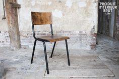 Stuhl Doinel,Sessel und Stühle,Produit,intérieur,brut,produitinterieurbrut,Stuhl Doinel und vieles mehr stühle von PIB, Ihrem Spezialisten für Möbel, Beleuchtung und Dekoration im Vintage Style .