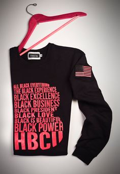 - Blink- Blacktag Apparel Anything HBCU Black Fist, Black Presidents, Alma Mater, My Black Is Beautiful, Dope Outfits, Fashion Quotes, Cute Shirts, Swagg, Plus Size Outfits