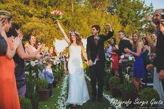 O que todos os convidados querem ver no seu casamento