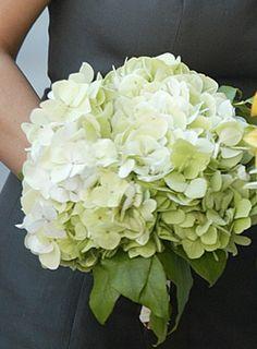 Hydrangea Bouquets x www.wisteria-avenue.co.uk