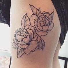 Her first tattoo, thanks Megumi! @mcoook