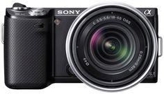 Sony NEX-5N Aparat cyfrowy z wymiennym obiektywem - ok. 2300zł