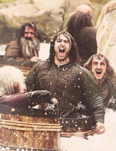 Kili you're supposed to be in extreme pain and here you are looking like you're on a ride at a theme park...