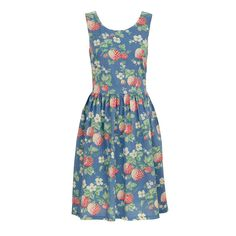 Cath Kidston strawberry dress.