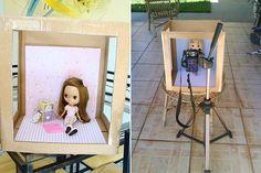 Site brasileiro dedicado exclusivamente a boneca Blythe.