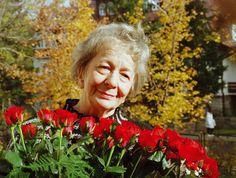 Wislawa Szymborska, poeta y Nobel polaca.