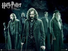 Which Member Of The Order of the Phoenix Are You? http://ift.tt/1SIkDvp  #Books Film