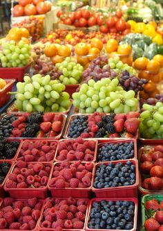If you like markets, the Marches Jean Talon and Atwater in Montreal, Canada are a perfect outing and a feast for the eyes and the palate