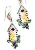Peyote Stitch earring Patterns - Bing Images