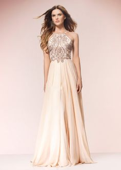 Forever Unique Starlet Maxi Dress | Perfect Prom Dresses ...