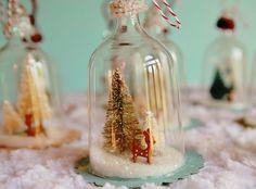 DIY: 5 ideias para sua decoração de Natal - Casinha Arrumada