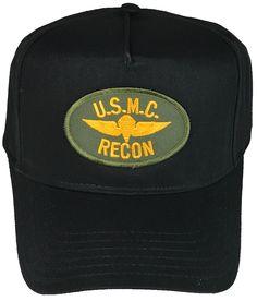 bc59c22ffec USMC RECON HAT USMC RECON HAT  HNP0274EEHAT  -  14.00   Hat n Patch