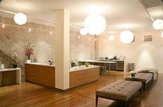 bar method studio, reception