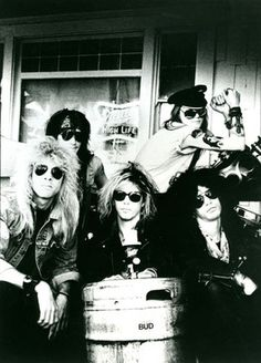 Guns 'n Roses - Appetite for Destruction must be one of the best albums ever!