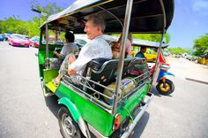 Bangkok in Motion: City Tour by Public Transport $67