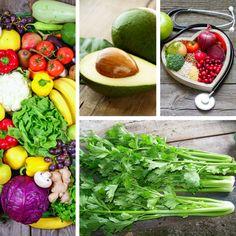 Ha lúgosítani szeretnél, tudnod kell, hogy mely lúgosító étel milyen hatást vált ki a szervezetedben. Néhány étel lúgosabb, mint a többi, összegyűjtöttünk ebből 72-t... Clean Recipes, Superfoods, Cobb Salad, Cabbage, Food And Drink, Health Fitness, Vegan, Vegetables, Healthy