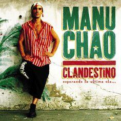 Clandestino est l'album emblématique de Manu Chao. Un concentré de bonne humeur dans lequel les textes mélangent espagnol, français et anglais. Des sonorités électriques, éclectiques, des riffs de guitares acoustiques qui déménagent, bref, un album incontournable. On y retrouve les tubes Clandestino, Desaparecido, Je ne t'aime plus, Welcome to Tijuana et bien d'autres !