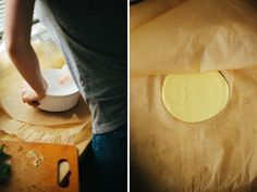 Kelsey Brown of Happyolks shows us a gadget-free way to make our own delicious corn tortillas at home.