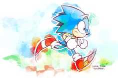Sonic Generations Supersonic | Sonic Generations by super-tuler on deviantART