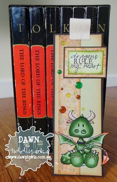 It's my first Fabby Friday as a Tiddly Inks Design Team member … and here it is … ta-daaaaaaa … I chose the Hello Pet set … oh, my, how I love this digi stamp set! Tiddly Inks, Halloween Cards, Digital Stamps, Cool Cards, Copic, Bookmarks, Card Making, Challenges, Cool Stuff