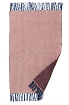 Nomad Teppe Rose 60 x 90 Blanket, Rose, Bed, Pink, Stream Bed, Blankets, Roses, Beds, Cover