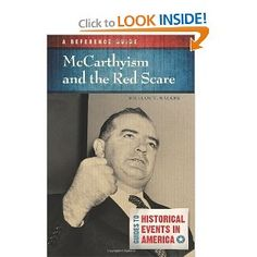 41 Best History The Red Scare 1947 1957 Images Red border=