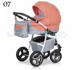 Коляска Riko Angelo 2 в 1  Коляска Riko Angelo 2 в 1 - универсальная детская коляска Angelo 2 в 1 от Польского производителя Riko предназначена для детей с рождения и до 3-х лет.   В комплект коляски входит спальная люлька для новорожденного и прогулочный блок для подросшего малыша, которые можно устанавливать по ходу движения или против хода движения. Люлька коляски  комфортная и удобная, сделана внутри из 100 % хлопка. Дно люльки – жесткое, это очень важно для правильного формирования…