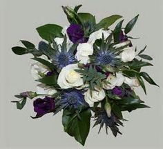 lily and thistle bridal bouquet - - Yahoo Image Search Results