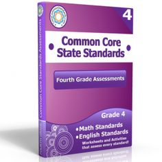 Fourth Grade Common Core Assessment Workbook