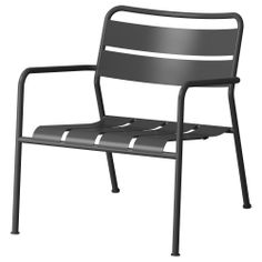 ROXÖ Fåtölj - grå - IKEA