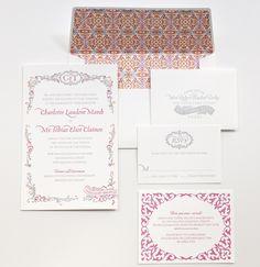 Letterpress makes us happy.: Retailer Profile: The Village Invites Midtown    http://www.letterpresslove.com/