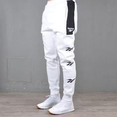 Reebok LF sweatpant, white