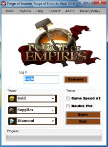 Free Cheat Forge of Empires Hack Generator tool Download