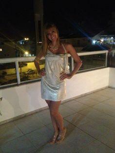 Cibele veste Vestido Najla