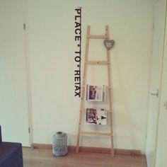 Diy deco ladder