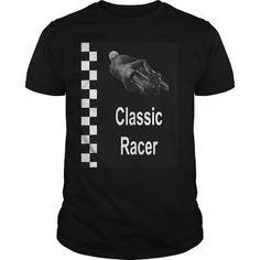 Classic Racer N02 - Hot Trend T-shirts