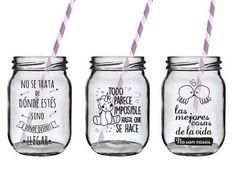 Etiquetas Para Frascos, Frases, Transparente - $ 150,00 en Mercado Libre