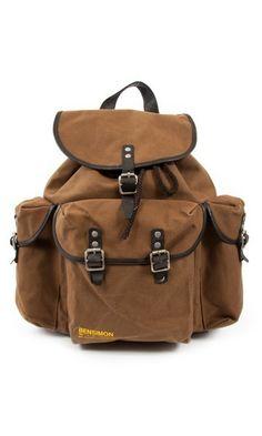 Sac à dos Surplus camel/Jaune Bensimon Surplus, Backpacks, Fashion, Coats, Yellow, Bag, Moda, Fashion Styles, Backpack