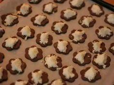Husárske gombíky • Recept | svetvomne.sk Muffin, Pudding, Cookies, Breakfast, Food, Basket, Yummy Cakes, Bakken, Cacao Powder