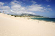 Playa de Bolonia (Tarifa) vía Condè Nast Traveler