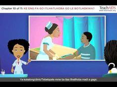 Setswana (Female Version) TeachAIDS animated tutorial.