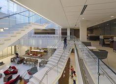 Interiordesignmagazine Modern Stairs Balusters And Newels