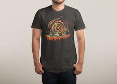 The Geometry of Sunrise  #tshirt #mens #fashion