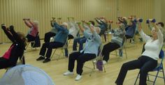 @Katy Sudlow  Right up your alley....Fitxpress Handouts - Senior Fitness found on Re-Creative Resources Website