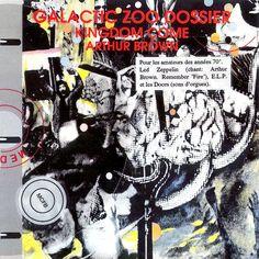 Arthur Brown's Kingdom Come - 1971 - Galactic Zoo Dossier