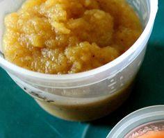 Petit pot Mangue poire vanille