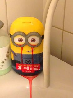 Funny pictures about Difficult Times For Being A Minion. Oh, and cool pics about Difficult Times For Being A Minion. Also, Difficult Times For Being A Minion photos. Funny Posts, Funny Stuff, Funny Things, Really Funny, Funny Cute, Hilarious, Funny Fails, Funny Memes, Pranks