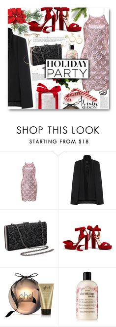 """""""Yoins"""" by sunshineb ❤ liked on Polyvore featuring Anja, Jimmy Choo, GHD, philosophy, Chanel, yoins and loveyoins"""