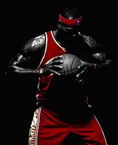 Basketball player or sci fi warrior? Love it Www.Onlinebasketballgear.Com