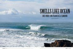Smells like ocean - Due onde con Francesca Camboni.  Foto:Andrea Bianchi Testo: Andrea Bianchi